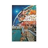 HD Poster Arctic Monkeys Poster Dekorative Malerei Leinwand