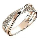 Pumprout Ring Magnetfeldtherapie Ring Yoga Energie Gewichtsverlust Gesundheitsring Frauen Valentinstag Geburtstagsgeschenk Schmuck(Gold)