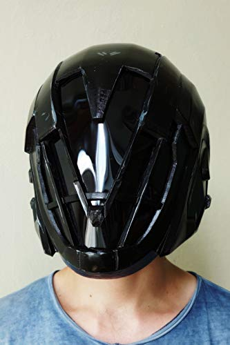 Designed By Obsidian Mind Helmet, Cosplay Costume Accessories, Free Destiny Banner