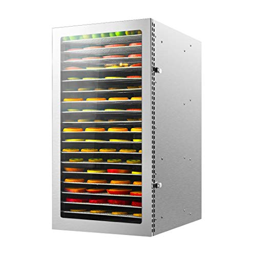 Why Should You Buy Food Dehydrator,Commercial Grade Stainless Steel Electric Food Dehydrator Machine...
