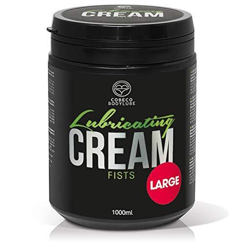 Lubricating Cream Fists Gleitmittel für langanhaltenden sexuellen Genuss 1000 ml geruchsneutral