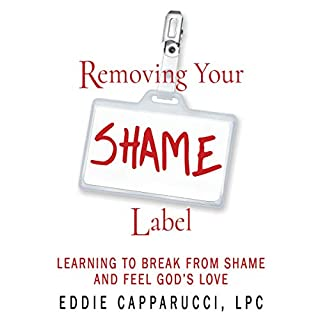 Removing Your Shame Label audiobook cover art