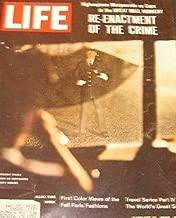 Life Magazine: August 31, 1962.