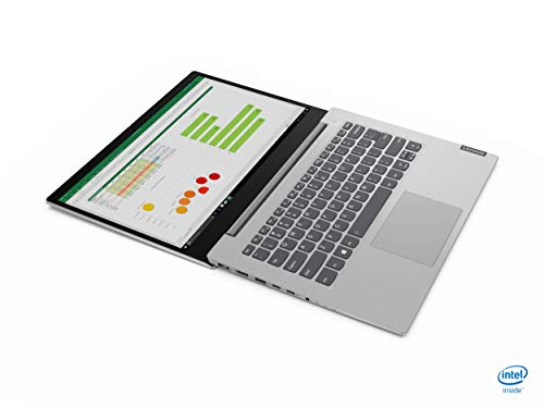Lenovo ThinkBook 14 Intel Core i3 10th Gen 14-inch Full HD Thin and Light Laptop (4GB RAM/ 1TB HDD/ Windows 10 Home/ Mineral Gray/ 1.49 kg), 20RV00BRIH