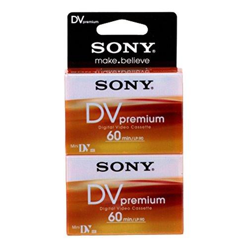 Sony DVM 60 PR DV Mini Digital Video 2er Pack