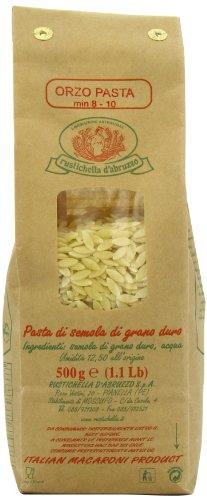 Photo of Rustichella Orzo Short Pasta (Pack of 5)