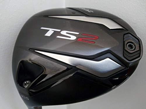 Titleist TS2 Golfschläger, Herren, Schwarz, 10.5