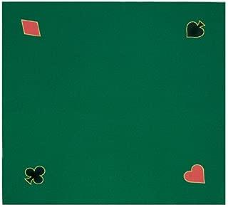 Trademark Poker Green Playing Felt 40-Inch x 40-Inch