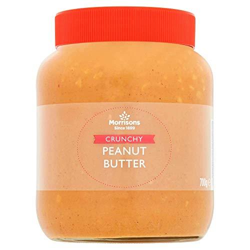 Morrisons Crunchy Peanut Butter