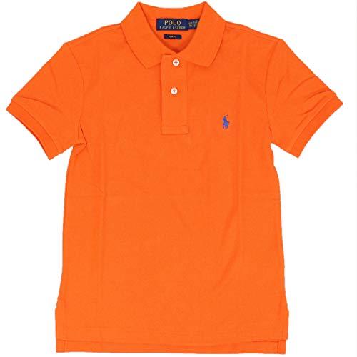 Polo Ralph Lauren Short Sleeve-Knit, poloshirt voor heren, Custom Slim Fit