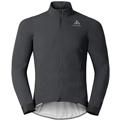 Odlo Herren Jacke Jacket TYFOON, graphite grey, L