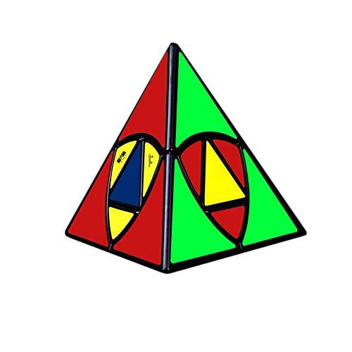 RENFEIYUAN Nueva Creativa Irregular y mastermorphix 2 IN1 MA Educativo 3D Juguete para Adultos y niños Rubik Cubo
