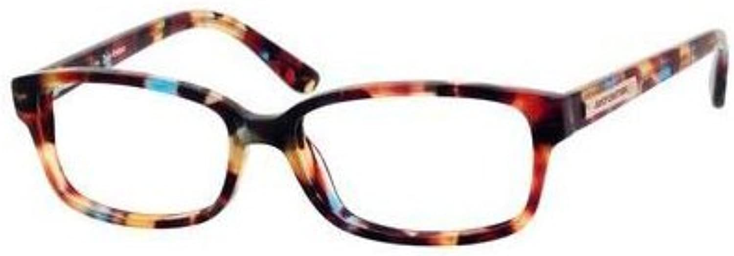 Juicy Couture Eyeglasses Juicy 126 Dark Tortoise Sky 5215135