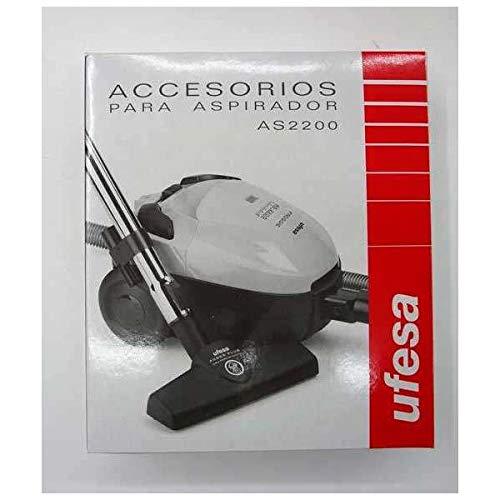 Ufesa FA0200 - Set de filtro de entrada y de salida, 5 bolsas de recambio: Amazon.es: Hogar