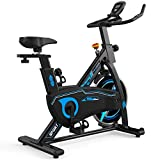 LEIKE Leisure Spinning Bike for Both Men and Women Should be magnetically Controlled