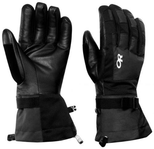 Outdoor Research Revolution Gloves Men's Black L