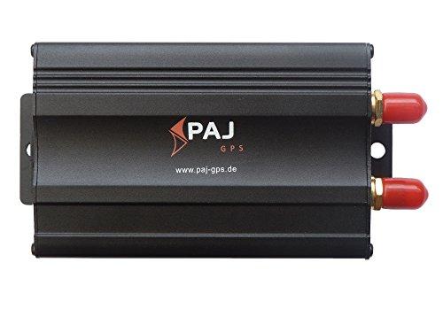 Localizador GPS - Protección Antirrobo, Localización gsm y GPS - Professional Finder de PAJ – Marca Alemana - Variante Localización SMS