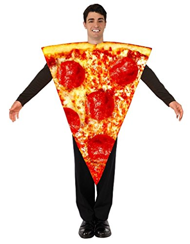 Forum Novelties Pizza Costume for Adults - One Size