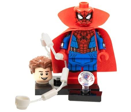 LEGO Marvel Series 1 Zombie Hunter Spidey (Spider-man) Minifigura 71031 (Embolsado)