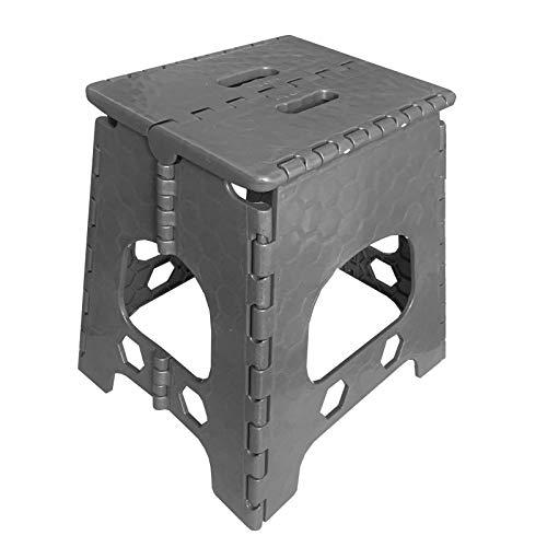 Tritthocker Faltbar Kunststoff Klapphocker Badhocker 120kg Tritthilfe Klapptritthocker Tritt Hocker Klappbar Mittel