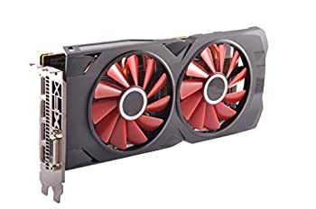 XFX Radeon RX 570 RS Black Edition 1328MHz 8gb 256bit GDDR5 DX12 VR Ready Dual BIOS 3xDP HDMI DVI AMD Graphics Card  RX-570P8DBD6