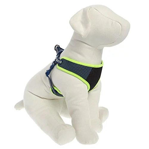TOP PAW Reflective Comfort Dog Harness Green Large