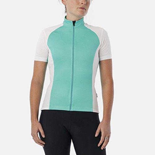 Giro Chrono Sport Jersey Women turquoise Größe S 2016 Trikot kurzärmlig