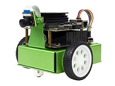 Waveshare JetBot 2GB AI Kit AI Robot AI-Based Smart Robot Comes with Jetson Nano 2GB Developer Kit