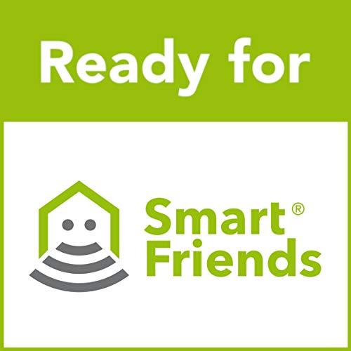 Schellenberg Smart Home Funk-Alarmgriff weiß - 8