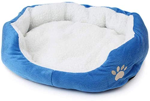 YYhkeby Cat Betten Cat Höhlen Häuser Hundehütten Mat Weichtiere Hunde Hundekatze-Bett-Haus-Matten-Katze-Hunde Indoor Pet Mat @ 5 45X35X10Cm, 4,45x35x10cm Jialele ( Color : 2 , Size : 45x35x10cm )