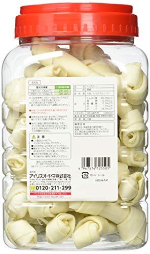 アイリスオーヤマ骨型ガムミルク味40本SP-MGB40S