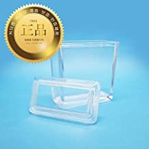 TLC Min Developing Glass Chamber, with Ground Lid, Internal 12x5.5xh12cm for 10x10cm Plates