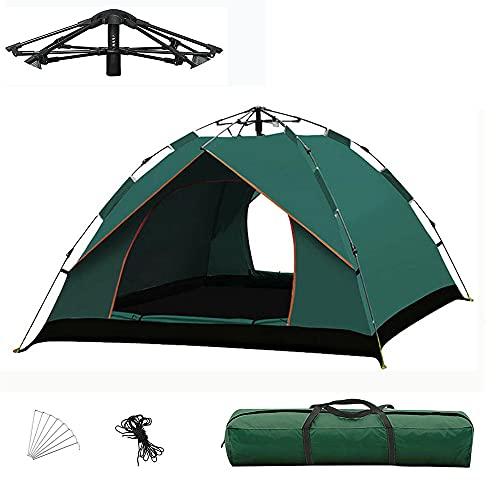 テント ワンタッチテント キャンプ テント 1人用 2人用 キャンプ用品 簡単テント ファミリーテント 3~4人...