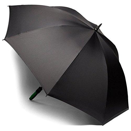 Fulton Cyclone Stok Paraplu, 100 cm, 1 l, Zwart