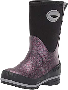 Western Chief Kids Kids Cold Rated Neoprene Memory Foam Snow Boot Glitter Glam 9 US Unisex Toddler