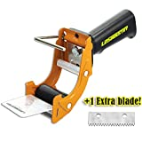 Rapid-Replace Packing Tape Dispenser Gun with Extra Blade by LDS Industry, 2 in