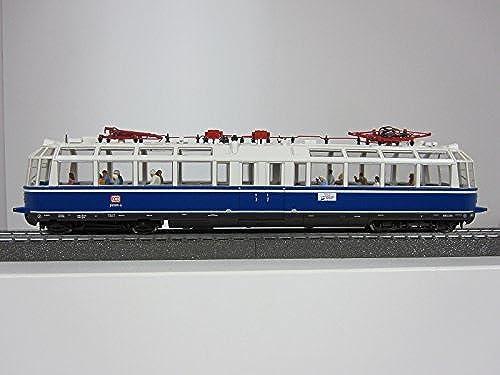 Roco 63173 H0= Elektrischer Triebwagen BR 491 001-4 DB Ep.V  Gl rner Zug