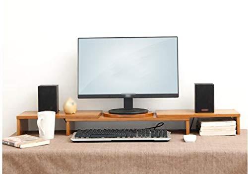 AG Edelstahlregal Weitere Verwendung Desktop-Monitor Erhöhen Sie das Rack Freie Kombination Aktien Bürohalterung Desktop-Lagerregal Startseite 3 Stück Monitor Erhöhen Sie das Rack Starke Tragfähigkei