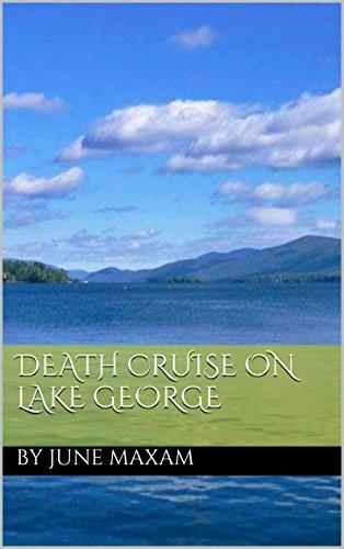 DEATH CRUISE ON LAKE GEORGE (English Edition)