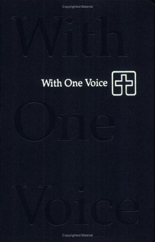 With One Voice Pew Ed