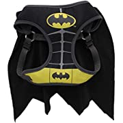 DC Comics for Pets Batman Harness for Dogs in Size Large | Superhero Dog Harness | Harness for Large Dog Breeds, Fun and Cute Halloween Dog Costume Great for Large Dogs
