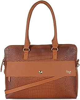 Baggit Women's Shoulder Bag (Tan)