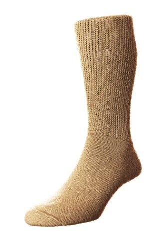 HDUK Mens Socks Herren Socken Mehrfarbig Mehrfarbig Medium Gr. Medium, Beige - Beige