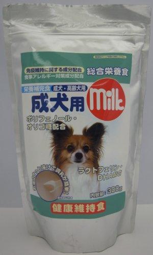 ニチドウ『成犬用ミルク』