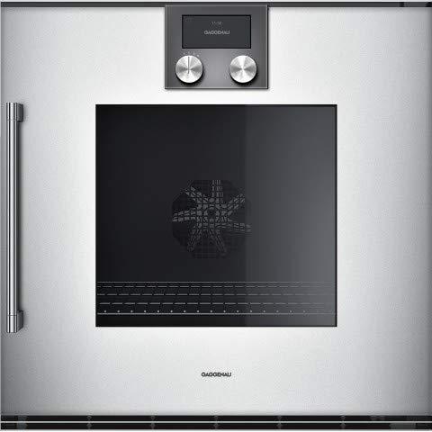 Gaggenau Pyrolytischer Ofen BOP 220 132 Aluminium Finish 60 cm