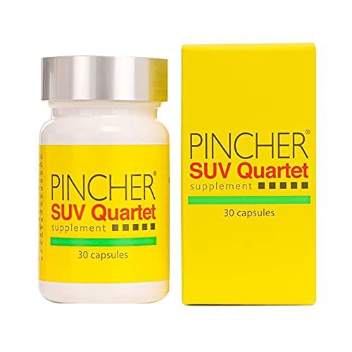 【日焼けSUV】PINCHER SUV Quartet Supplement