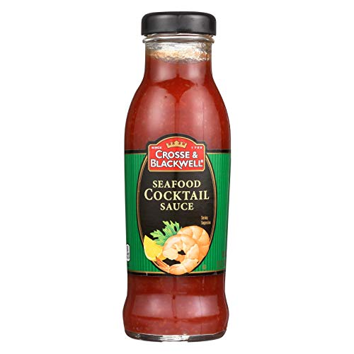 Crosse & Blackwell Cocktail Sauce, Seafood, 12-Ounce (Pack of 6)