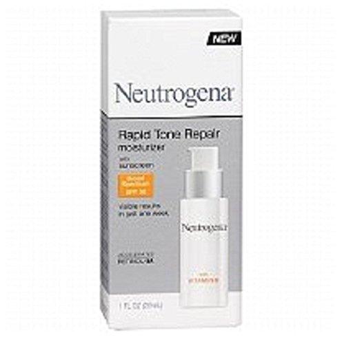 Neutrogena Healthy Skin Rapid Tone Repair Moisturizer SPF 30, 1 fl oz - 2pc