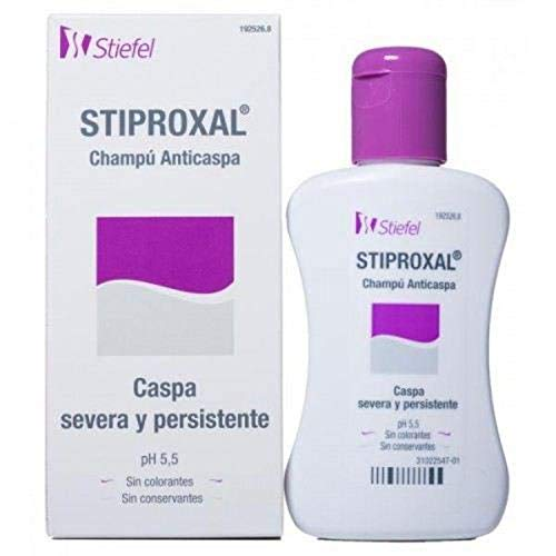 Stiproxal - Champú Anticaspa, cuidado Intensivo con Acción anti-descamación - 100 ml