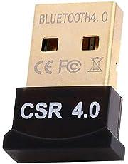 متوافق مع الكمبيوتر المحمول PC Bluetooth Mouse/Headset / mobile ل Mini USB Bluetooth CSR 4.0 Dongle Adapter Dual Mode Universal Adapter Mobile و Laptop و Headset